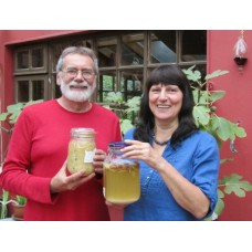 Sold out! Fermented and Cultured Foods  - an introduction  Saturday 21st April 2018 with Gaby and Hans Wieland