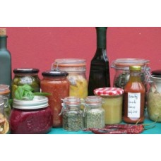 Home Preserving - All Methods in One Day Saturday August 26th 2017 - with Gaby Wieland.