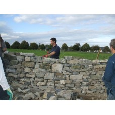 Dry Stone Wall Building Masterclass  (Saturday 24 & Sunday 25 April 2021) Michael Fernhead