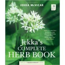 Jekka's Complete Herb Book by Jekka McVicar