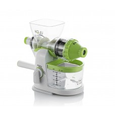 The KOJU Manual Wheatgrass juicer