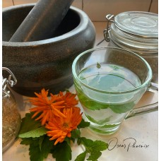 Herbal Teas & Macerated Oils (Sunday 13th June 2021) Oscar Phoenix