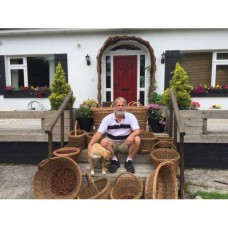 Willow Basket Making (Saturday 16th & Sunday 17th October 2021) Tom O'Brien