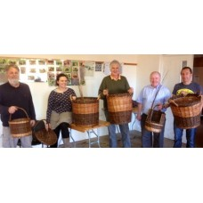 Willow Basket Weaving Masterclass (Saturday and Sunday, October 3rd and 4th)