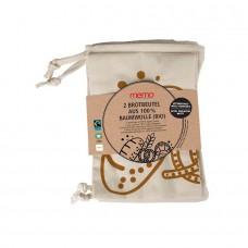 Bread Bags - 100% Organic Cotton
