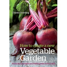 How to create a new Vegetable Garden - Charles Dowding