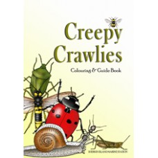 Creepy Crawlies Colouring and Guide Book