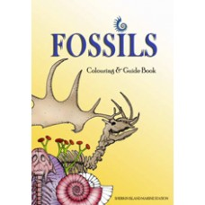 Fossils Colouring and Guide Book