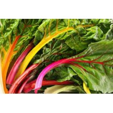 Organic Chard Five Colours