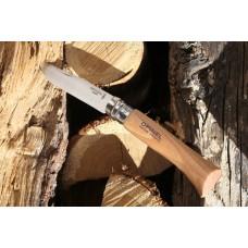 Opinel Knife N°10 - Stainless Steel