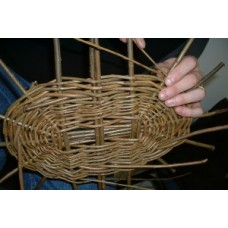 Willow Basket Making - Saturday 20th and Sunday 21st October 2018- with Tom O'Brien.