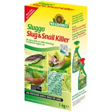 Neudorff Sluggo Slug and Snail Killer 1KG